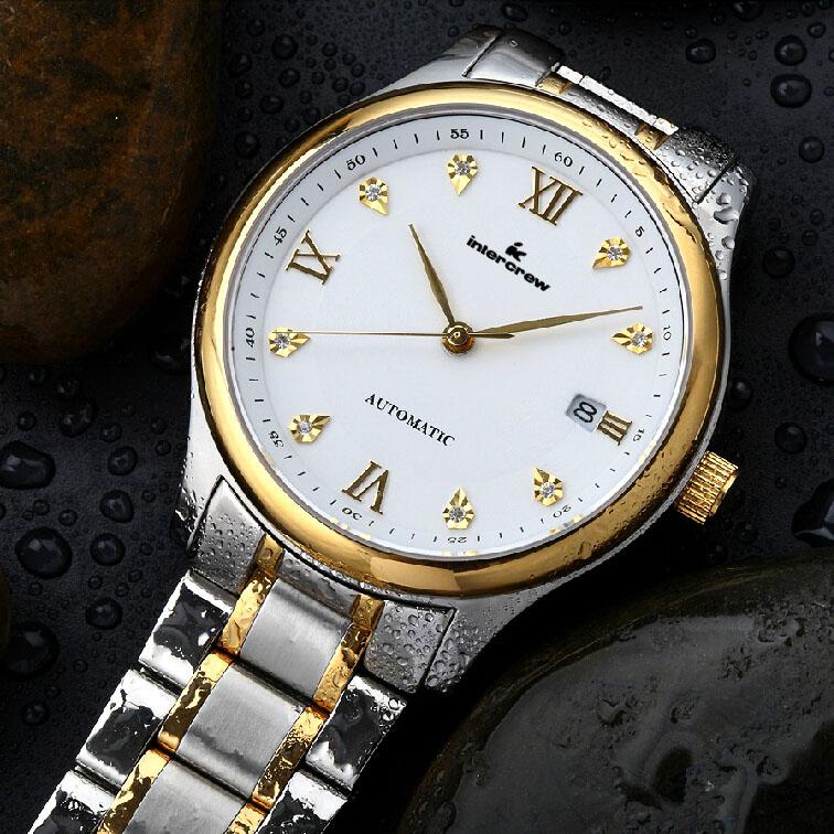 成功人士的腕上图腾--时尚男士手表定制