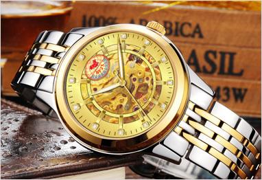 天泽时手表厂家:北方机械的中秋礼物-定做高端手表