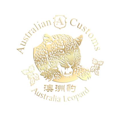 澳洲豹为加盟商定制金表--【天泽时手表厂家】