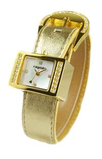 女表复古石英表定制 rapido手表工厂  明星同款品牌女表