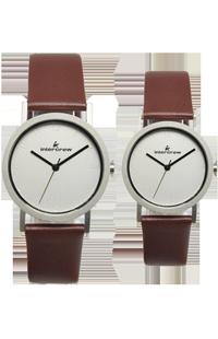 时尚复古情侣手表 intercrew手表工厂 女士时尚手表定制