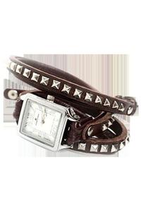 韩国时尚缠绕手链手表订制 intercrew手表工厂 复古时装学生女表