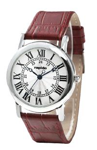 复古手表批发 男表定制天泽时 rapido手表工厂 男士手表石英表
