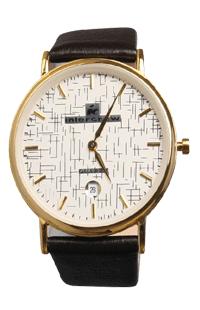 天泽时 intercrew手表工厂 韩国时尚超薄手表 复古男表高档手表定制