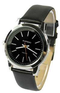 全钢情侣手表定制 rapido深圳手表工厂 防水时尚手表