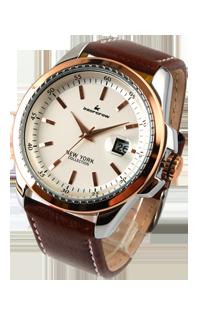 深圳intercrew手表工厂 韩国明星同款男表定制 商务手表