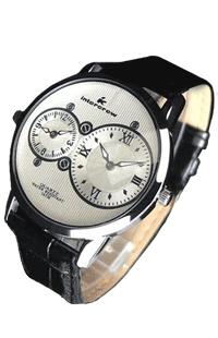 韩国男表定制intercrew手表工厂 明星同款时尚男表 潮流商务手表