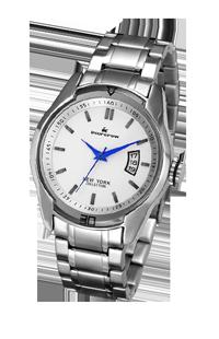 韩国男士手表定制 intercrew手表工厂 商务时尚精钢防水手表