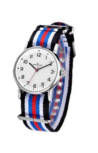 时尚帆布女士手表定制 个性手表定做 intercrew手表工厂 DIY手表定制