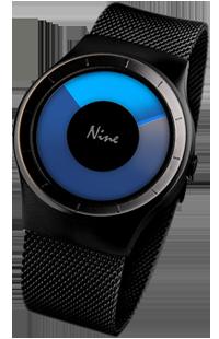 男士手表批发 个性创意概念防水表 韩国NO.9男表 品牌手表定制