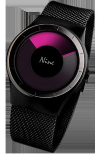手表批发 概念手表 无指针男士手表  个性韩国时尚男表定制