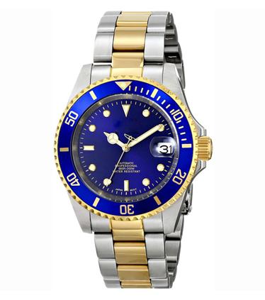 运动防水机械手表